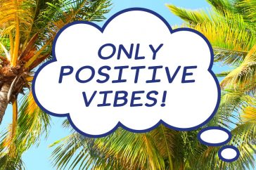Only Positive Vibes